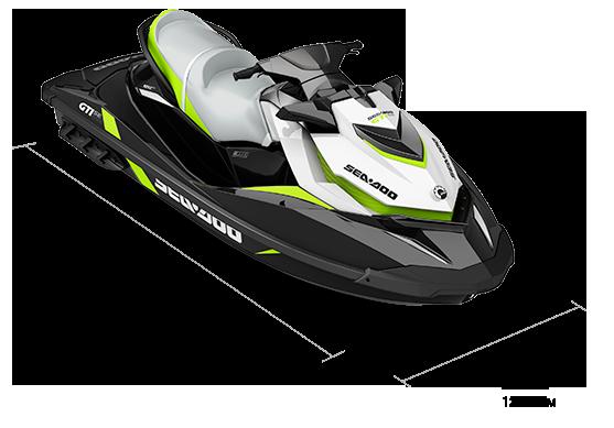 Гидроцикл SEA-DOO GTI SE 130