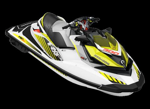 Гидроцикл SEA-DOO RXP-X XRS 300