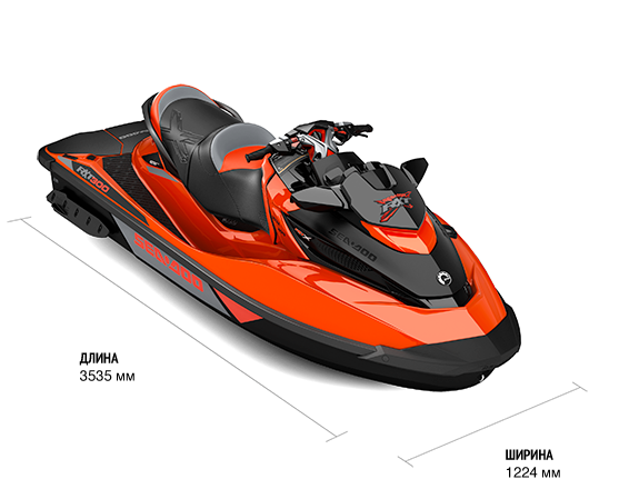 Гидроцикл SEA-DOO RXT-X XRS 300