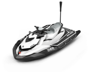 Гидроцикл SEA-DOO SAR (SEARCH AND RESCUE) 155