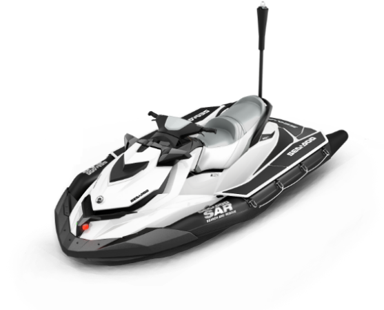Гидроцикл SEA-DOO SAR (SEARCH AND RESCUE) 155