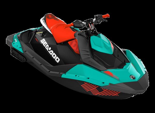Гидроцикл SEA-DOO SPARK 2UP 900 HO ACE TRIXX