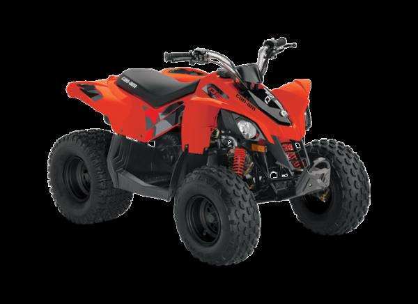 Квадроцикл BRP CAN-AM DS 90