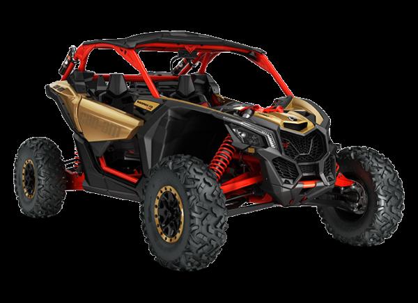 Квадроцикл BRP CAN-AM MAVERICK X3 X RS
