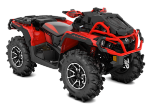 Квадроцикл BRP CAN-AM OUTLANDER 1000R X MR