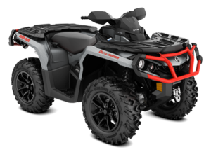 Квадроцикл BRP CAN-AM OUTLANDER 650 XT