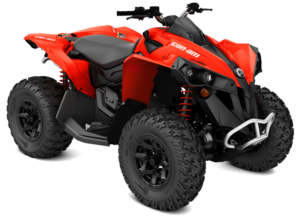 Квадроцикл BRP CAN-AM RENEGADE 570