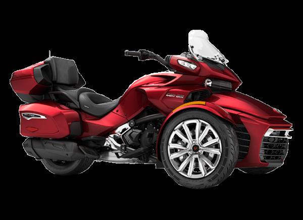 Родстер BRP Spyder 2017 F3 LTD