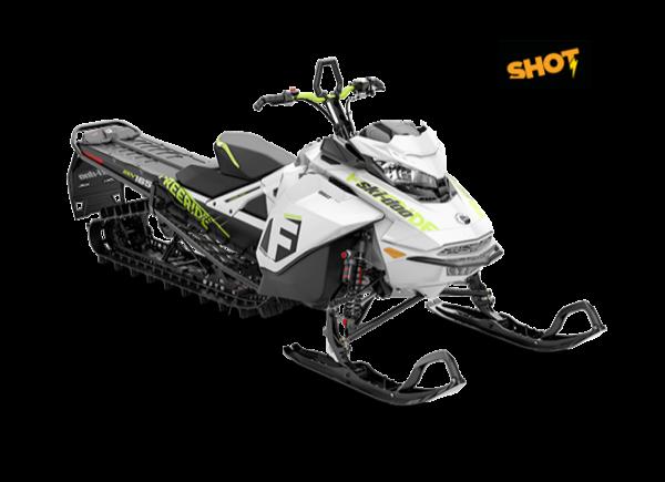 Снегоход BRP SKI-DOO FREERIDE 850 154″ SHOT
