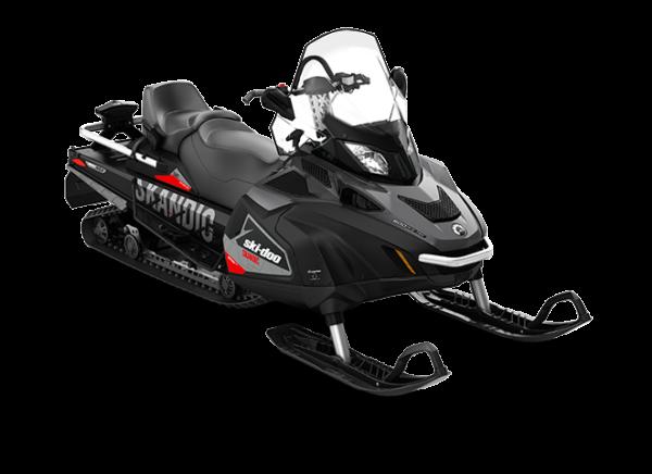 Снегоход BRP SKI-DOO SKANDIC SWT 600 E-TEC