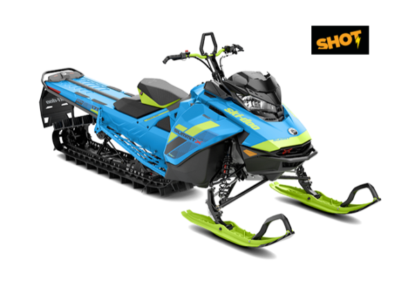 Снегоход BRP SKI-DOO SUMMIT X 850 154″ SHOT