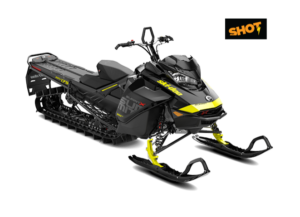 Снегоход BRP SKI-DOO SUMMIT X 850 175″ SHOT