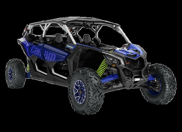 Квадроцикл/багги BRP Can-Am MAVERICK X RS TURBO RR 2020 модельного года