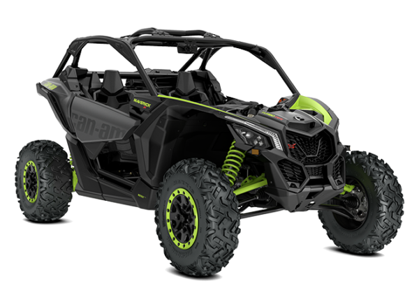 Квадроцикл/багги BRP Can-Am MAVERICK X DS TURBO RR 2020 модельного года