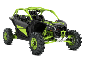 Квадроцикл/багги BRP Can-Am MAVERICK X MR TURBO RR 2020 модельного года