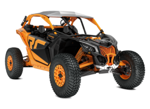Квадроцикл/багги BRP Can-Am MAVERICK X RC TURBO RR 2020 модельного года