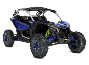 Квадроцикл/багги BRP Can-Am MAVERICK X RS TURBO RR 2020 модельного года