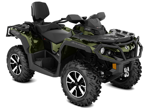 Квадроцикл Can-Am Outlander MAX 1000 Limited 2020 модельного года