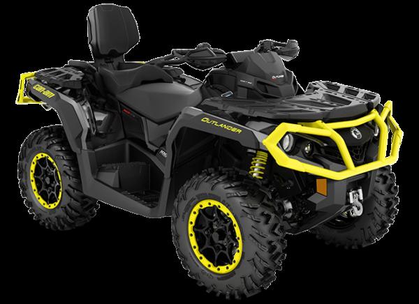 Квадроцикл Can-Am Outlander MAX 650 XT P 2020 модельного года