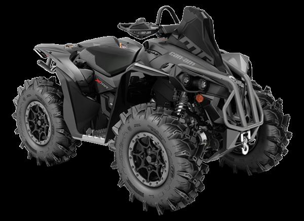Квадроцикл BRP Can-Am RENEGADE 1000R X MR 2020 модельного года