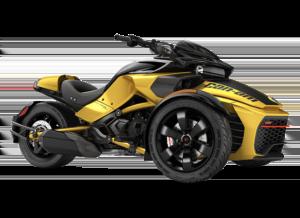 Спортивные Spyder F3 S