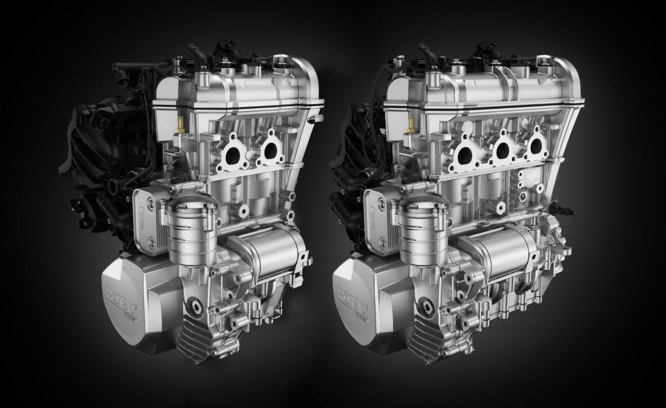 CanAm Ryker Engine