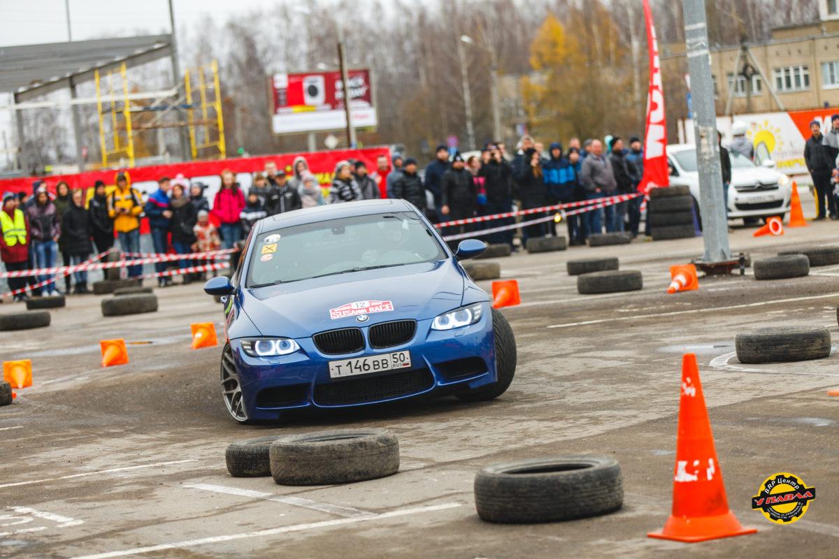 BMW на гонках соревнования в Костроме Ралли-спринт SUSANIN RACE KOSTROMA 2018