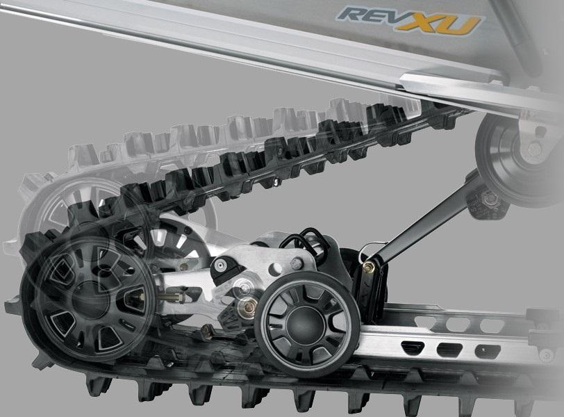 Задняя подвеска BRP Skandic sc5u-2019