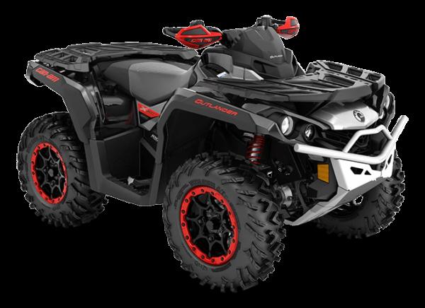Квадроцикл Can-Am Outlander 1000 X XC 2020 модельного года