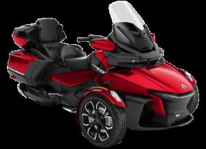 Люксовые трициклы Can-Am Spyder RT