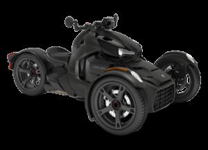 Компактные трициклы Can-Am Ryker