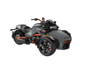 Спортивные трициклы Can-Am Spyder F3 S